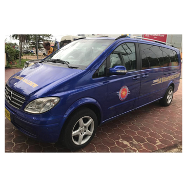 Mercedes 6 seater